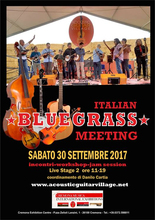 Italian Bluegrass meeting